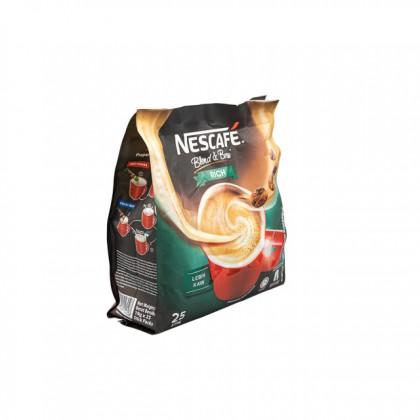 NESCAFE 3-In-1 Blend & Brew (Rich) 19G x 25'S